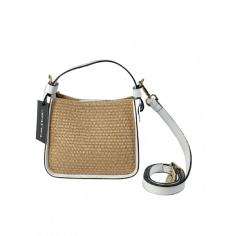 Mini Bag Anna Raffia