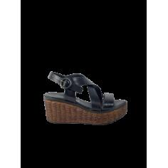 Sandalo Zeppa alta effetto...