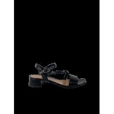 Sandalo tacco basso 45600