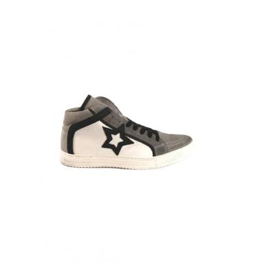 103U Sneaker stella alta