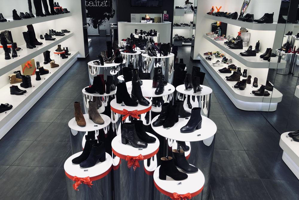 taità shoes presentazione nuova collezione 2019 del negozio di ferrara
